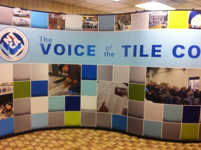NTCA will debut a new 20' booth at Surfaces, space B4276