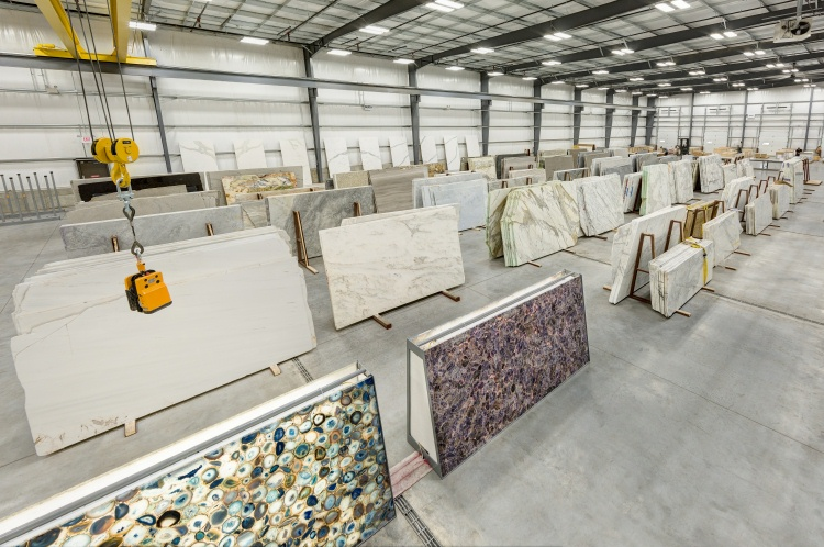 Artistic Tile Opens StateoftheArt Slab Gallery In Secaucus NJ - Artistic tile warehouse sale