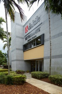 The Daltile/Keys Granite studio in Miami