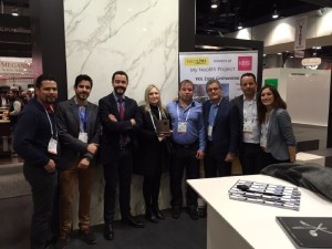 Neolith Design Competition 2014 winners.