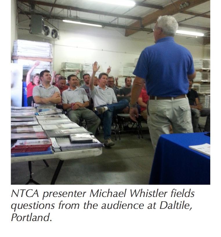 NTCA Tile Stone Workshop Archives TileLetter - Daltile evansville in
