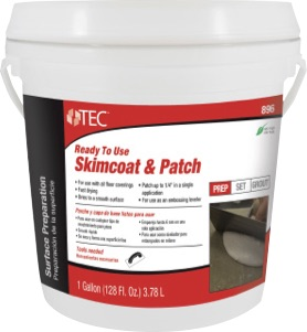 Substrate Prep Underlayments And Backing Products Tech