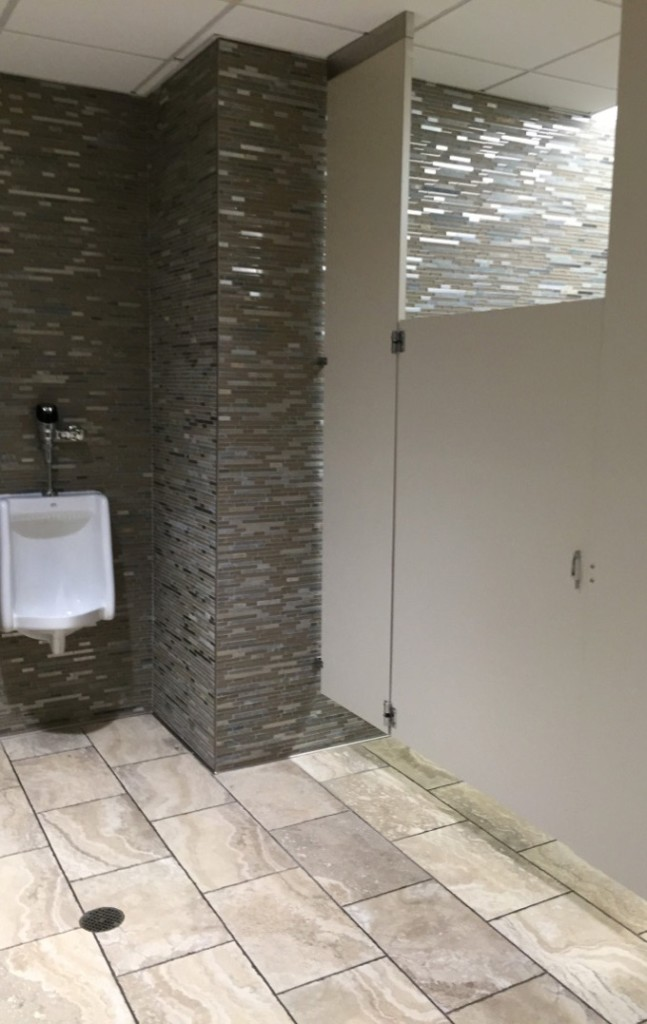 Tile Helps Communicate Strength And Beauty At Centurylink