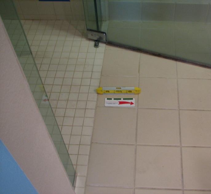 Installing Tile Bathroom Floor: By The Book