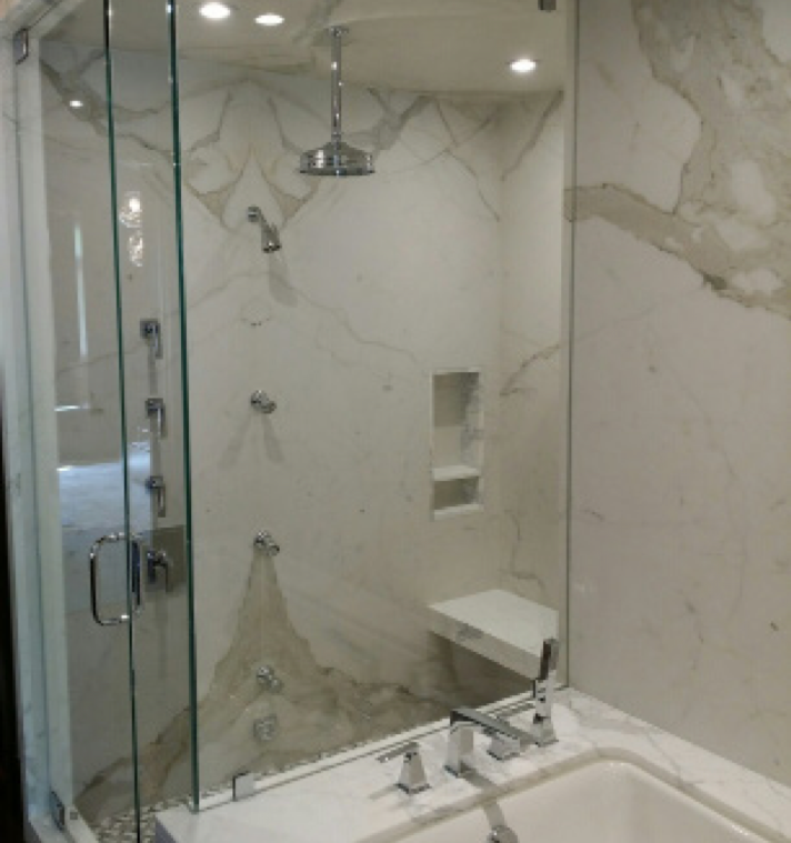 TCNA By The Book: Membranes in Steam Shower/Steam Room Application ...