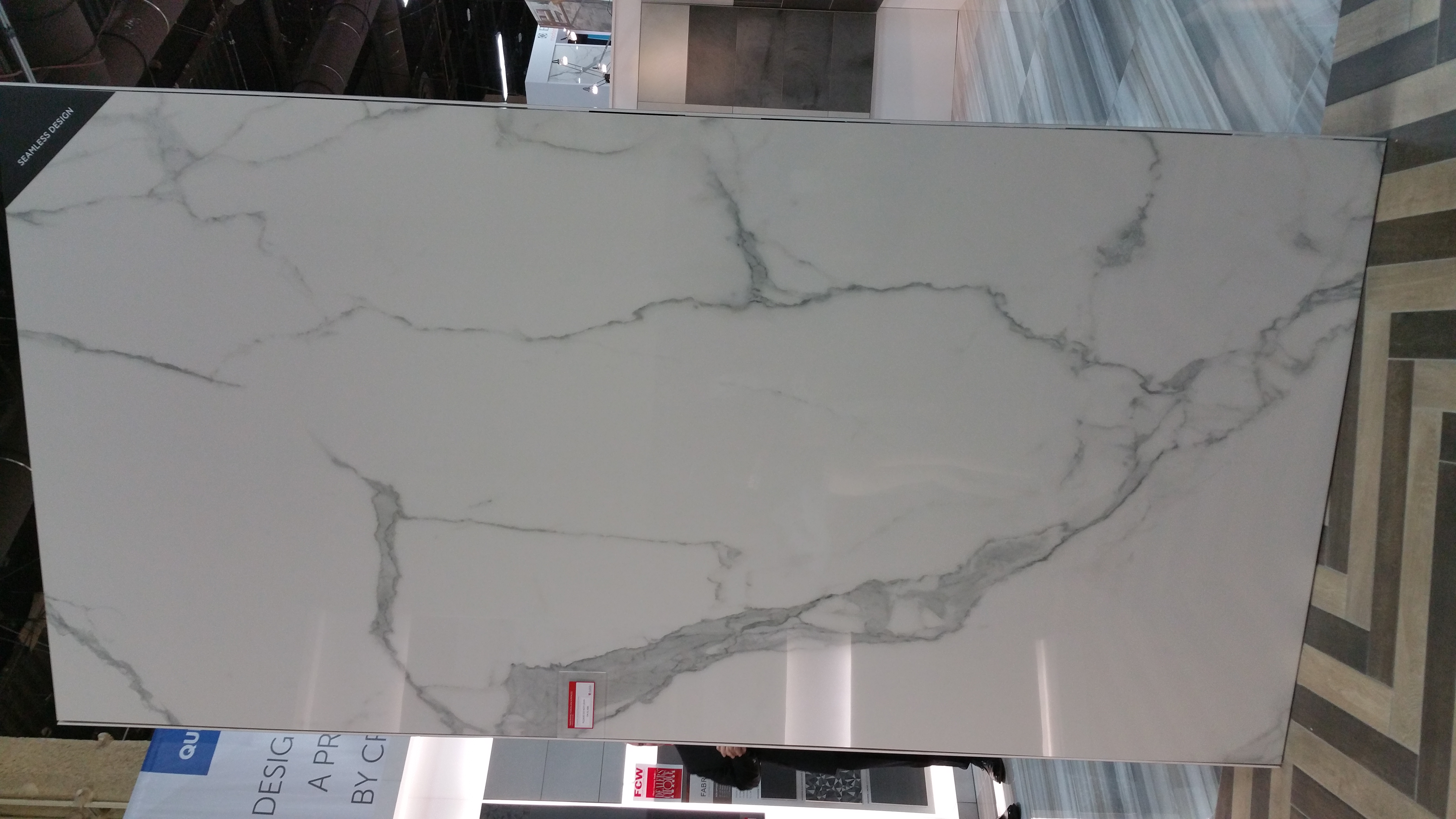 Daltile Panoramic Porcelain Surfaces Tileletter