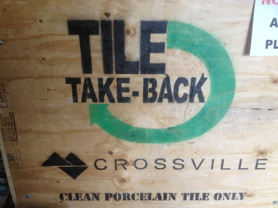 Search results for crossville page 2 tileletter crossville tenn officials with domestic tile manufacturer crossville inc have announced the company recycled 21131930 pounds of fired porcelain in dailygadgetfo Choice Image