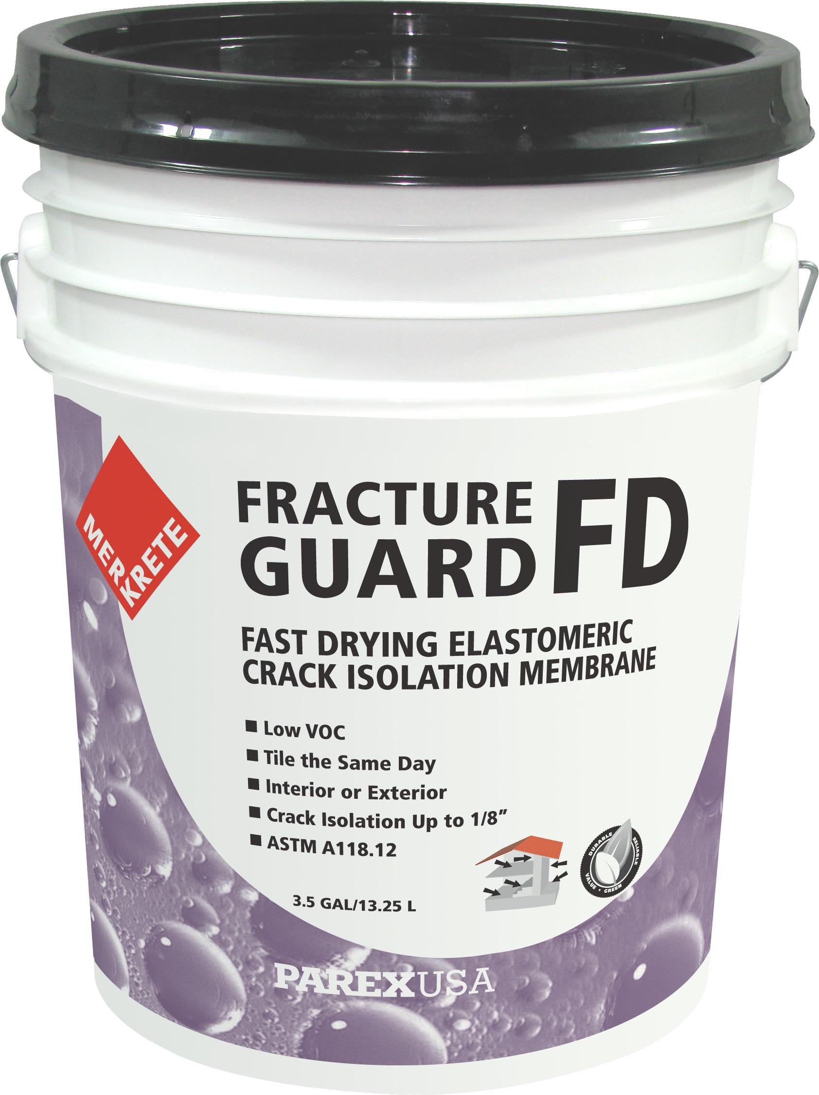Product Spotlight Merkrete Fracture Guard Fd Tileletter